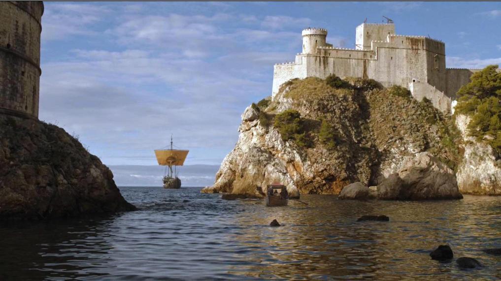 Ruta Juego De Tronos Dubrovnik Convertido En Desembarco