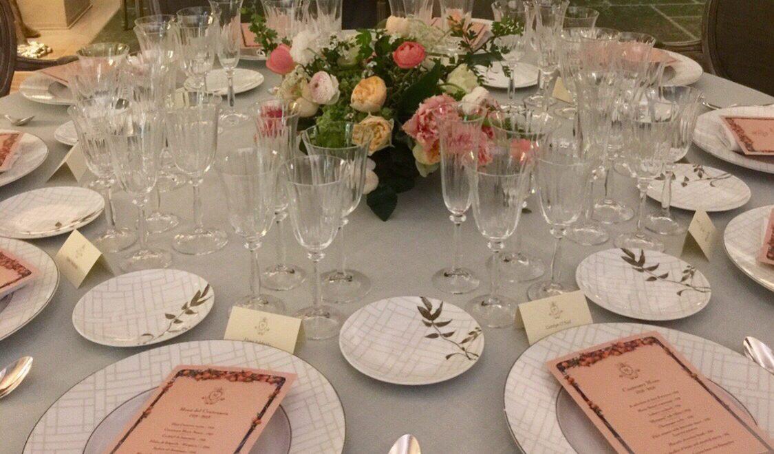 El hotel Majestic celebra 100 años con una cena histórica