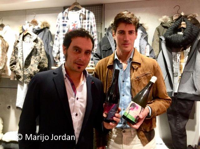 Oriol Elcacho, veinte años con la moda