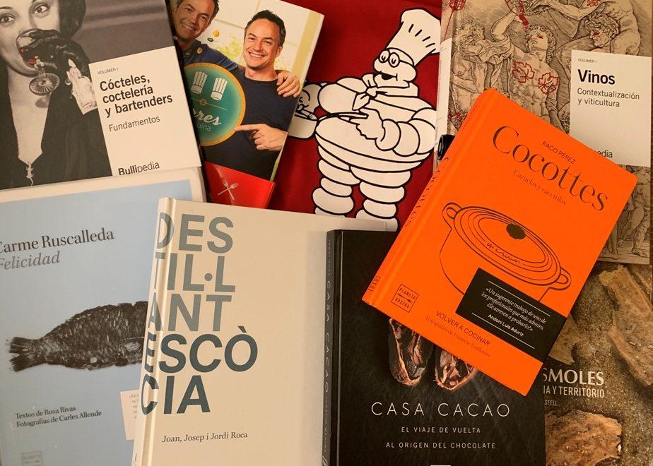 8 libros de gastronomía estelar para cocinar en Reyes